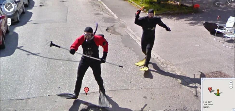 Images view crazy street google Enne Google
