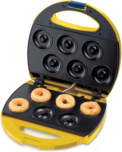 how to make donuts with simpsons donut maker