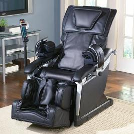 Brookstone: REFURBISHED OSIM® iSymphonic® Massage Chair review