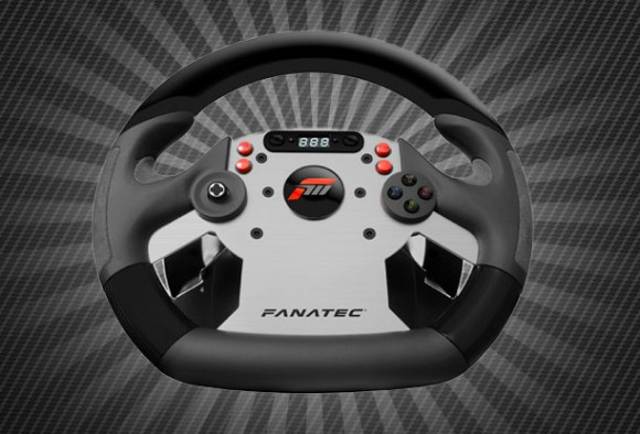 Fanatec Racing Gear Brings Forza Gameplay to a New Level - Gadizmo com