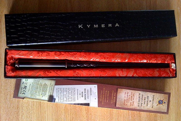 wave the kymera magic wand remote control and change the  ~ Tv Wand Hülsta