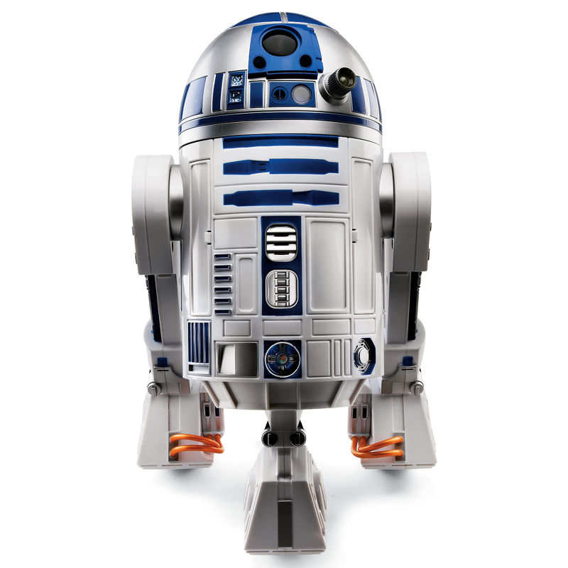 voice controlled r2 d2 robot gives you lip gadizmo com