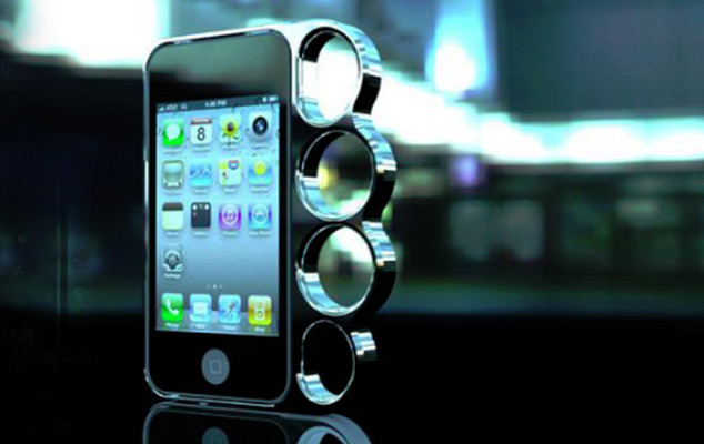 knucklecase-iphone-case