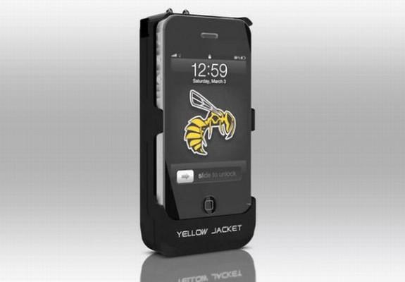 yellow-jacket-iphone-stun-gun