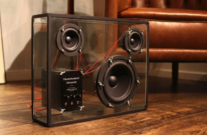 transparent-speaker
