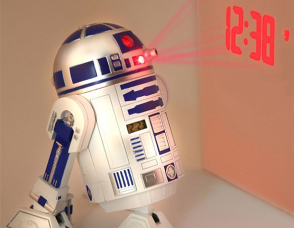 R2-D2-projection-clock