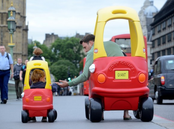 The most expensive little tikes toy car has some serious for Little tikes motorized vehicles