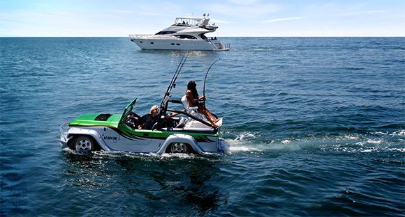 panther-amphibious-water-car-fishing