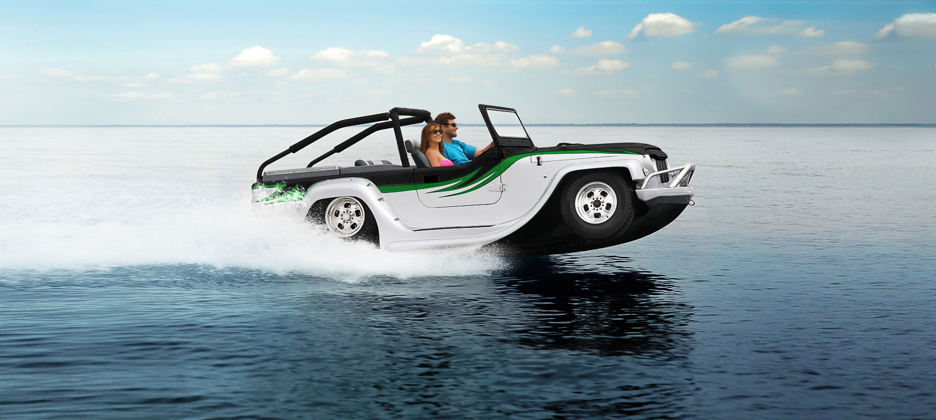 The Panther Is The World U0026 39 S Fastest Amphibious Vehicle