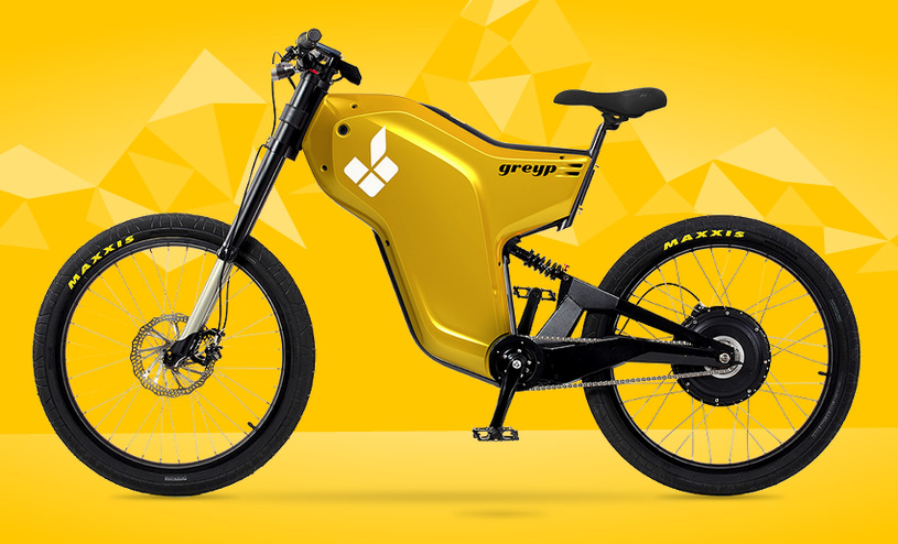 The Greyp G 12 Is The Moped Of The Future