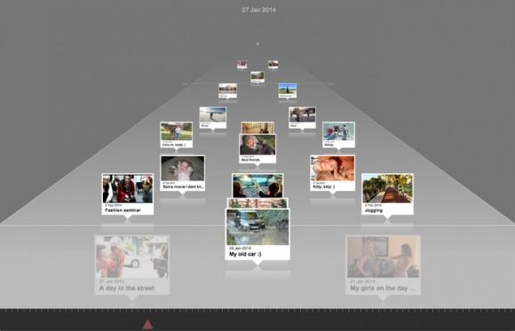lifelogger-timeline