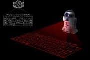 r2d2-projection-keyboard