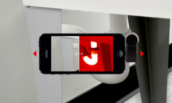 seek-thermal-imaging-iphone-find-clogged-pipe