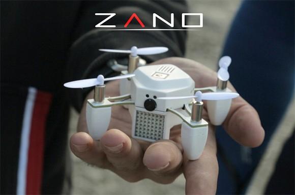 ZANO-in-hand