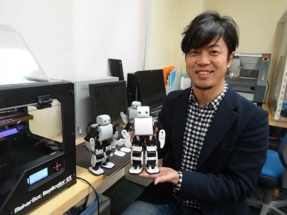 PLEN2-robot-creator