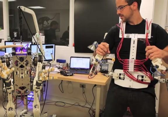 HERMES Bipedal Robot