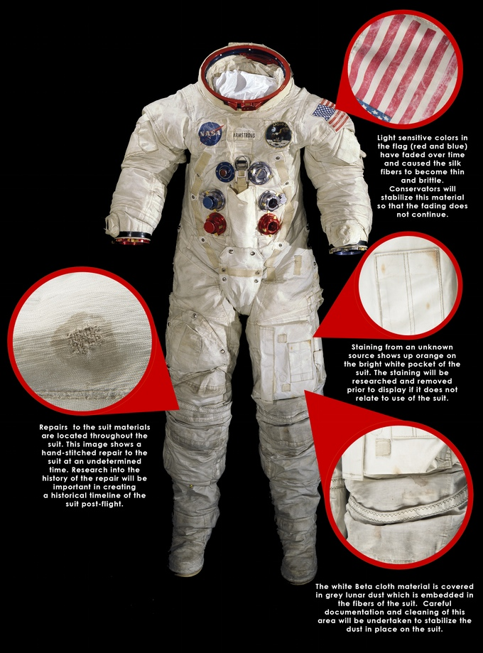 Reboot The Suit Save Neil Armstrong S Spacesuit At