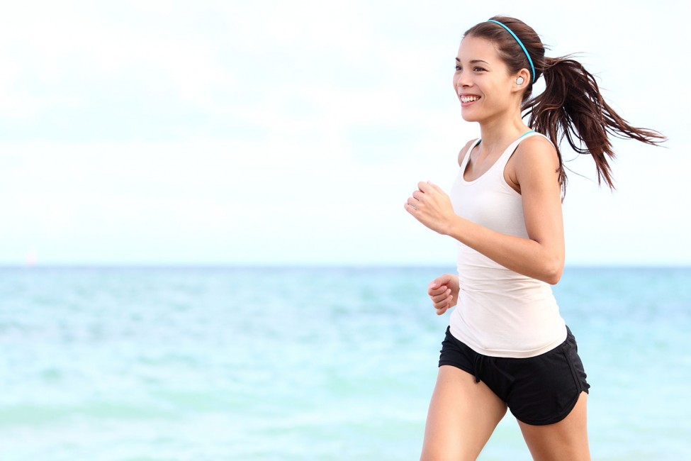 pearbud-jogging