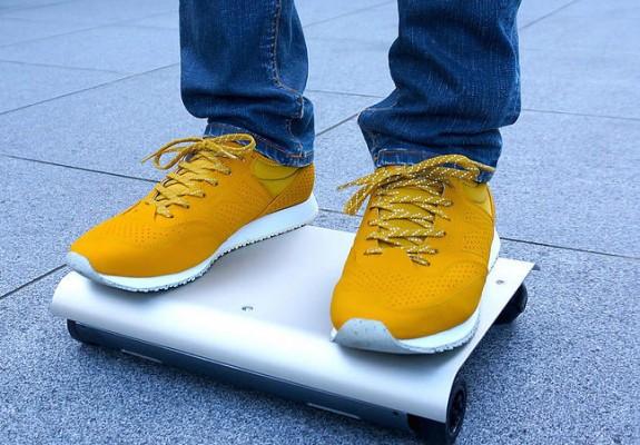 walkcar personal transporter