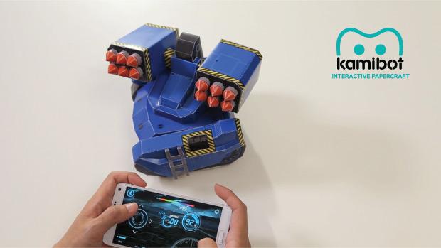 kamibot-rockets