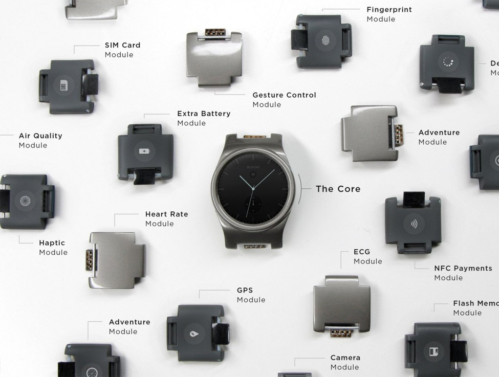 blocks-smartwatch-modules