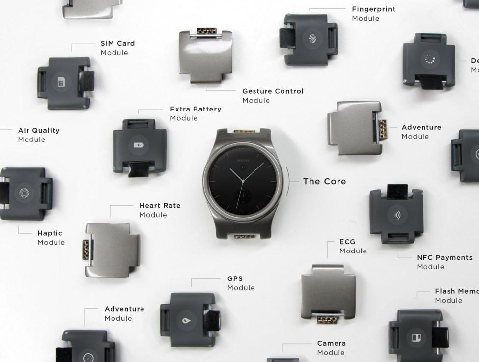 blocks-smartwatch-modules