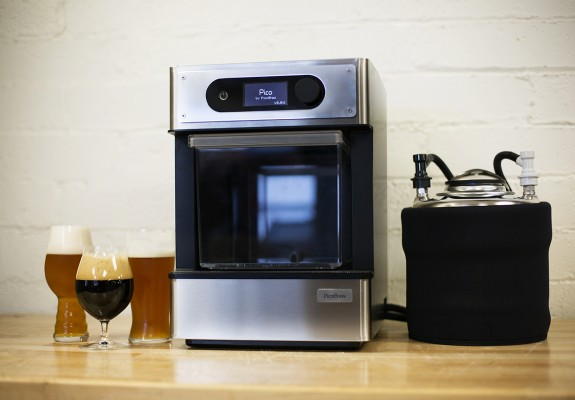 pico-brew-on-counter
