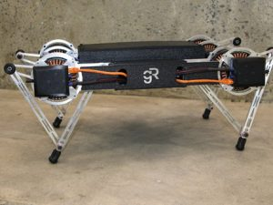 minitaur-robot