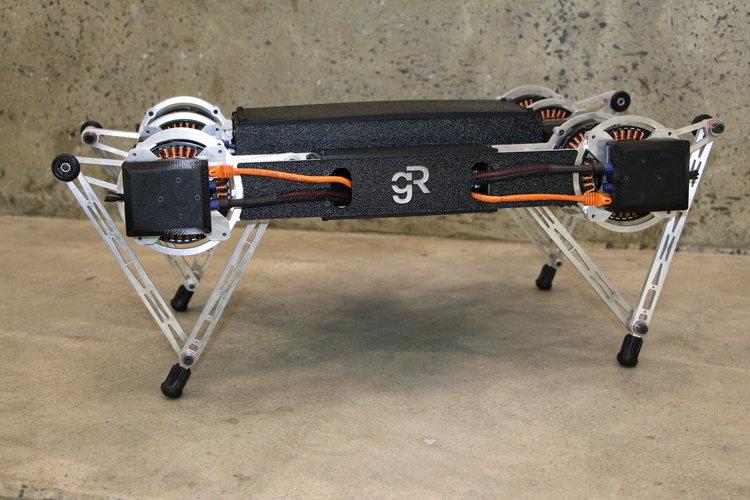 robotics, Minitaur, arduino, rasberry pi, robot