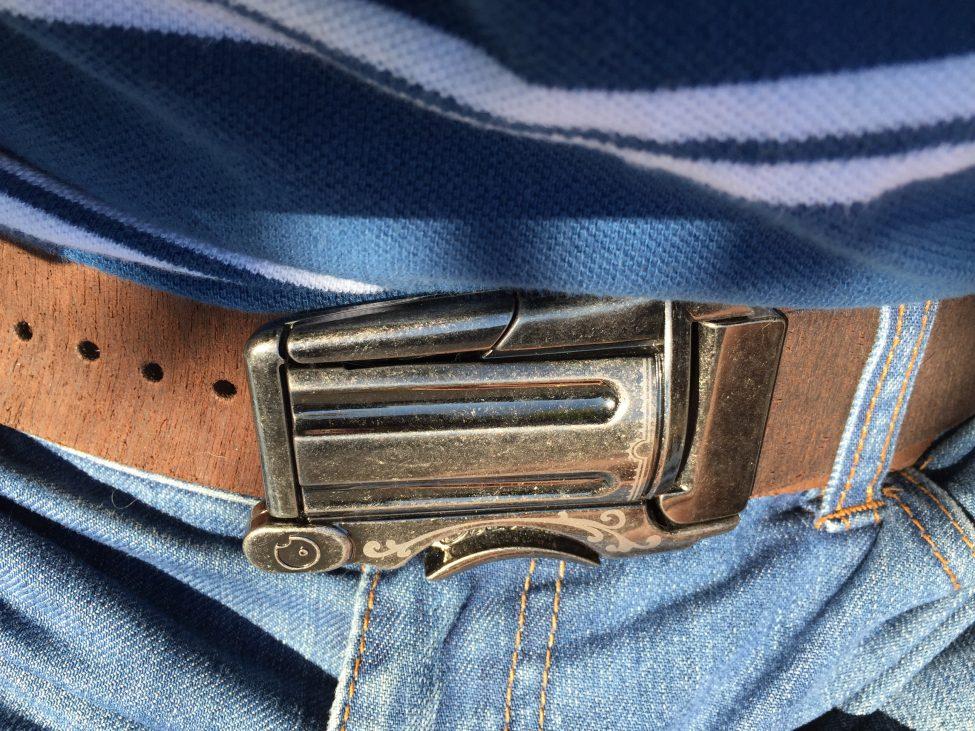 Obscure Belts, belt, belts, wearbales, gunslinger, stephen king, dark tower, New York Comic Con 2016, hands on review