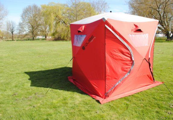ic8llcyzpis7zlbiaieo Qube tents, indiegogo, quick tents