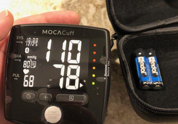 MOCACuff, MOCAheart, MOCACARE, heart health, hearth health month