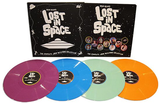 Lost in Space: The Complete John Williams, lost in space, john williams, star wars, geek weekly, thinkgeek