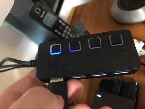 Sabrent 4-Port USB 3.0 Hub, usb 3.0, usb hub, usb 3.0 hub, amazon