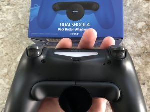 DualShock 4 Back Button Attachment, PS4, PlayStation